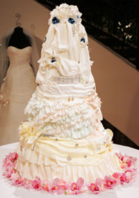 world s most extravagant wedding cakes extravagant cakes for extravagant brides 27637