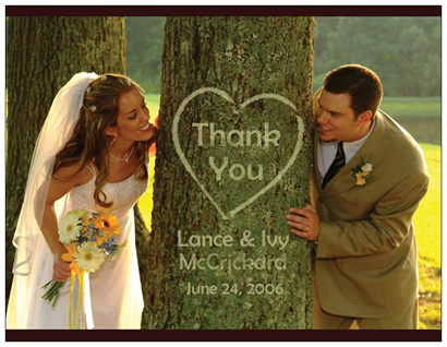 wedding thank you notes aren 39t the best part of your wedding it
