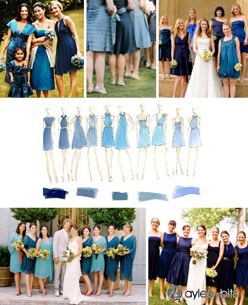 Non Traditional Wedding Dresses With Color: Traditional Vs. Non Traditional Weddings