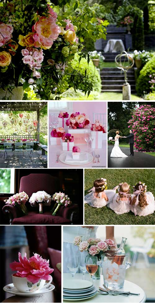 The spring offers a lot to any type of wedding you 39re looking to have