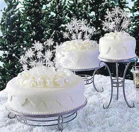 Winter Wedding Decorations on Winter Wedding Ideas